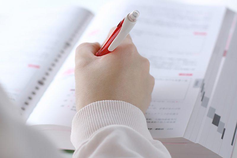 受験勉強のイメージ写真